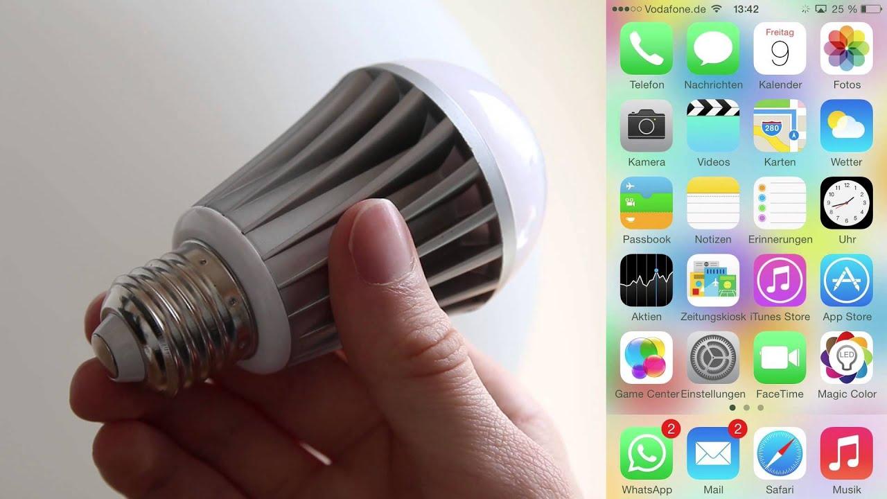 maxresdefault Spannende Lampen Per App Steuern Dekorationen