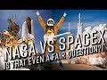 SpaceX VS NASA: Is that even a fair question?!?!