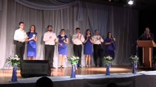 Христианская свадьба в Москве - венчание