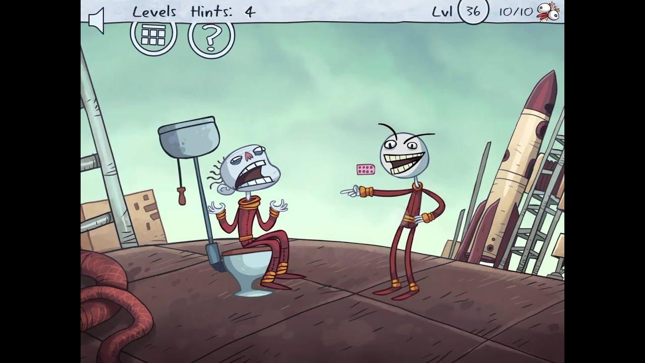 troll fast quest