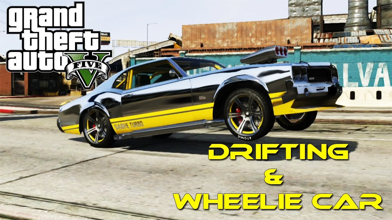 Gta Impennate E Drifting Youtube