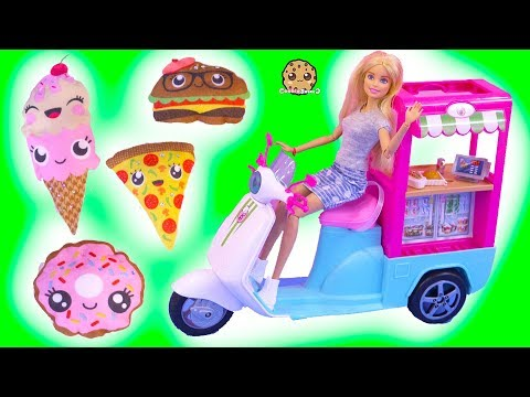 No Sew Cool Food Plushies ! Plush Craft Kit Easy DIY Do It Yourself Maker - Video
