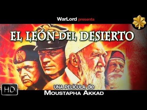 Download el león del desierto (1980)   HD español - castellano