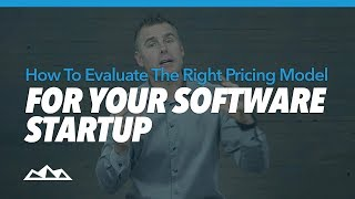 How To Evaluate The Right B2B Pricing Model For Your Software Startup