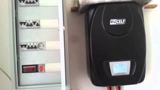 Стабилизатор напряжения Rucelf SDW II 9000