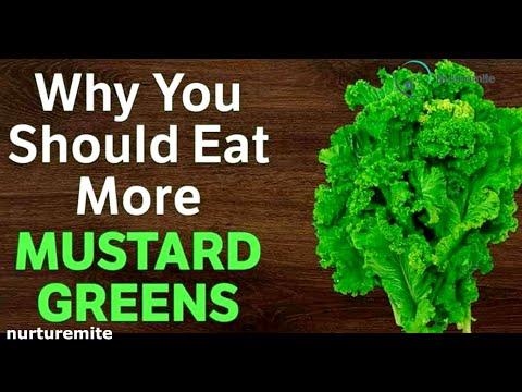 Mustard greens: Florida Broadleaf health benefits-Nuturemite