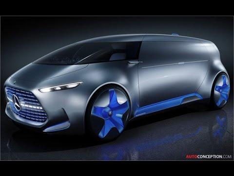 Car Design: Mercedes-Benz Vision Tokyo Concept