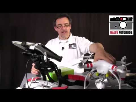 DJI Phantom 2 Vision #09 - WiFi-Range-Extender (Deutsche Version)