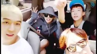 WINNER & iKON SING BIGBANG'S SONGS