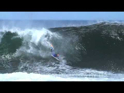 Surfing South Coast NSW - Super Tubes - Music by Megatroid