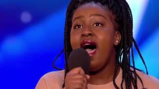 Britains got talents 2017, Sarah Ikumu,  !!GOLDEN BUZZER !!