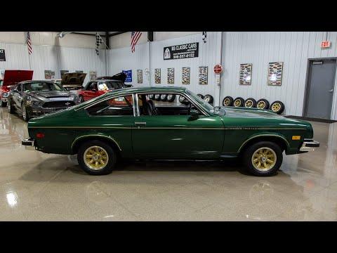1976 Chevrolet Cosworth Vega 300 Original Miles