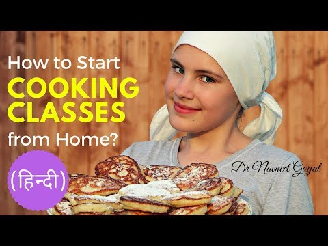 Small Business Idea From Home - How to Start Cooking Classes From Home Without Investment