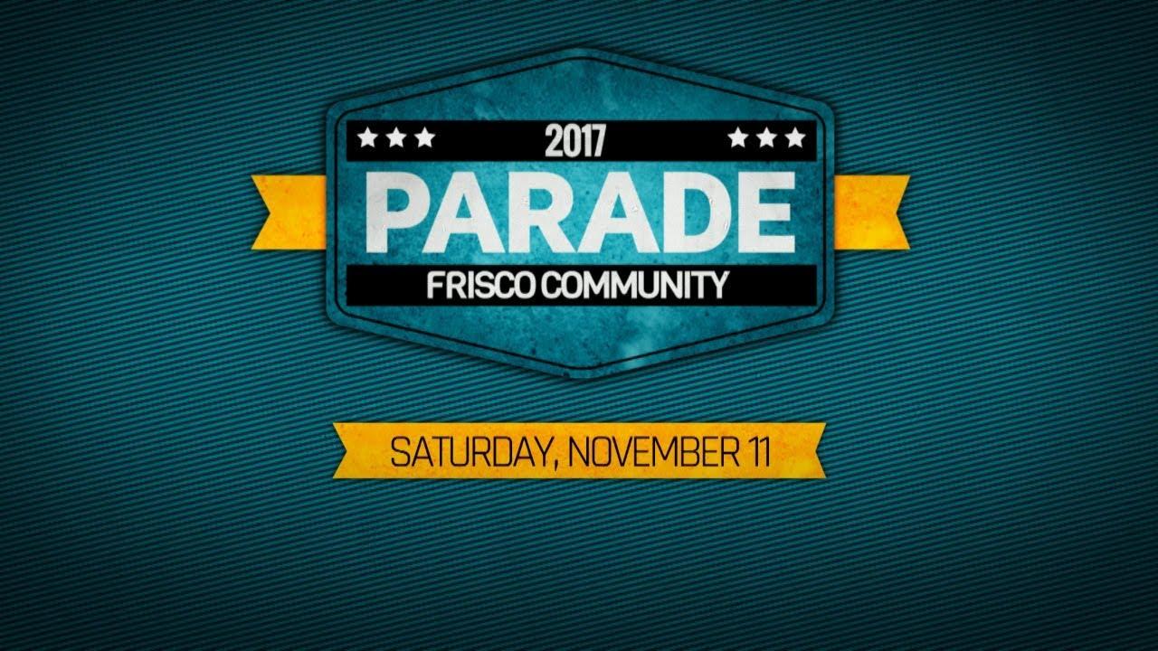 2017 Frisco Community Parade