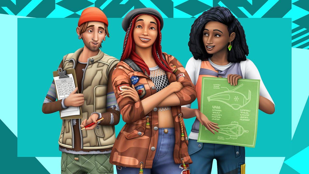 The Sims 4 Eco Lifestyle Livestream