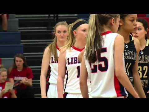 Liberty vs Prairie View girls playoff basketball full broadcast