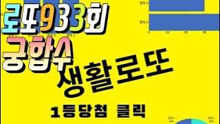 로또933회 궁합수