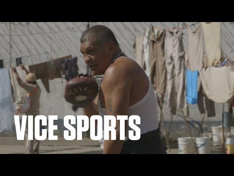 Boxeo en el Reclusorio Oriente | El Penal