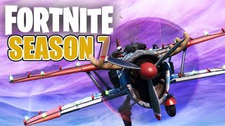 Taking to the Skies! - Fortnite Battle Royale Xbox One X Gameplay - Season 7