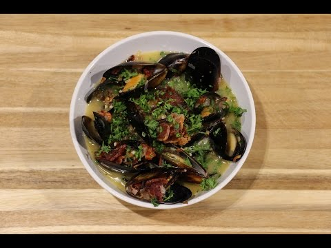 Beer Steamed Mussels A Pier 33 Gourmet Recipe