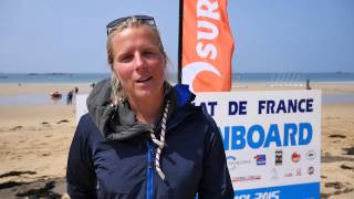 AFF Bret's Funboard Tour 2015 Saint Malo day1