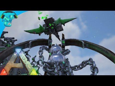 Attack of the Admin Tribe - Base Raid Defense! ARK Survival Evolved - PvP Season E38