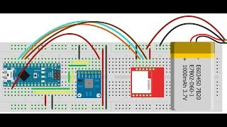 Send Data to ThingSpeak using SIM800L GPRS Connection by Teach Me  Microcontrollers!