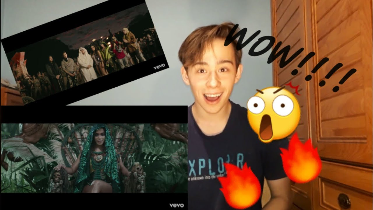 J. Balvin, Jeon, Anitta - Machika  | REACTION #1