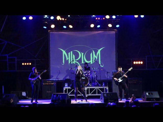 Смотреть видео Mirium - The Keys Yo You (Live at