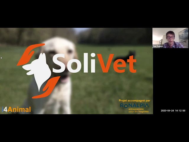 Solivet webinaire i4Animal 24 avril 2020