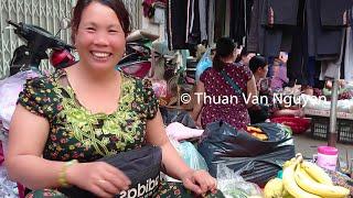 Vietnam || Pham Van Hai Market || Saigon City