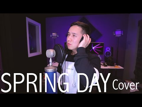 Spring Day - BTS (Jason Chen Cover)