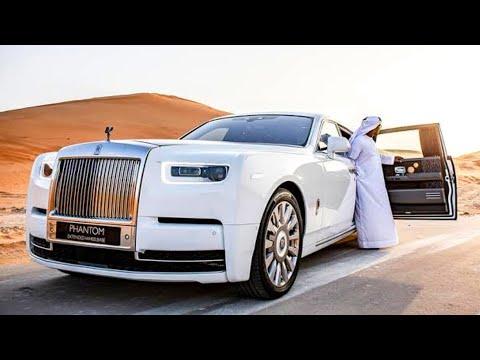 Abu Dhabi Prince Car Collection