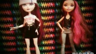 Stop motion//Наши ТаНцЫ ( хип-хоп dance) #picpac #monsterhigh