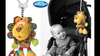 Обзор игрушки Roary lion от компании Playgro