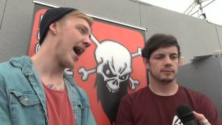 Martyr Defiled Interview Download Festival 2014