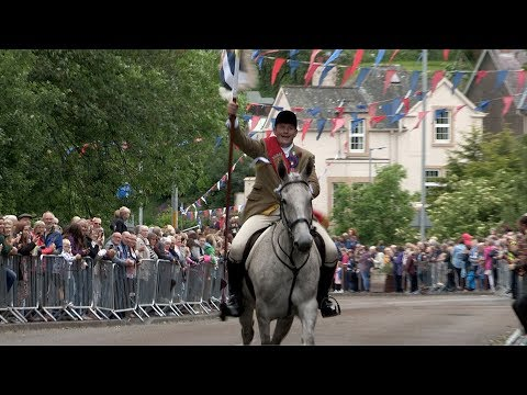 Selkirk Common Riding 2018 | Highlights