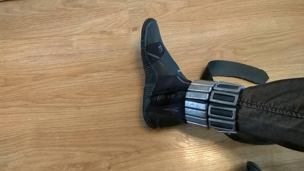 Спортивные утяжелители для рук и ног Барс - YouTube