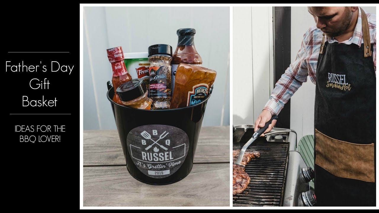 Fathers Day Gift Basket Ideas For The Bbq Lover