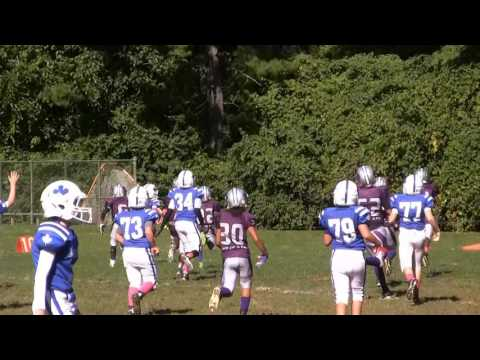 Maplewood Football 2015 Highlights