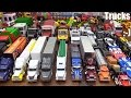 Toy Cars & Trucks: Semi Trucks and Cars Diecast Collection. Disney Cars Artist Series and More!