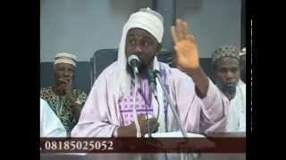 Punishment of muderer in Islam (Ramadan Tafsir 2012)