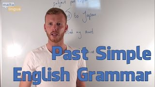 Past Simple - English Grammar Lesson (Elementary)