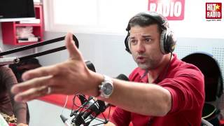 المغني غاني فيه هوايش خالد و الفيس بريسلي