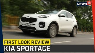 Expectations From Kia SP2i Ft Sportage | Feature