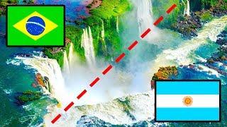 As 10 Fronteiras Mais Estranhas Entre Países Do Mundo