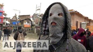 Anti-India protests turn violent in Kashmir