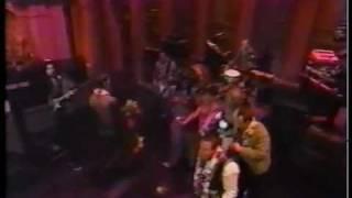 Porno for Pyros on David Letterman 2/28/97