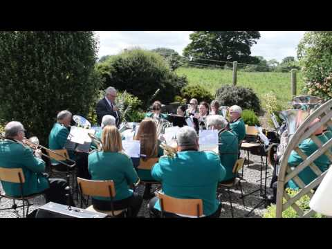 Brass in the Garden 2017 - The Coopers March