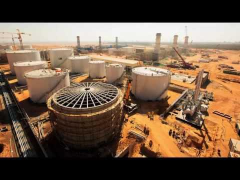 Orascom Construction Assiut Power Plant